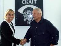 01. Mgr. Jana Vildumetzová a Ing. Pavel Křeček