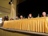 Ing. Křeček, prof. Materna CSc., MBA, Ing. Trnka, CSc., Ing. Matějka, Ing. Zimová, Ing. Bukovský