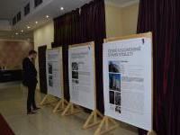 12. Soucasti konference byla vystava Ceske a slovenske stavby stoleti
