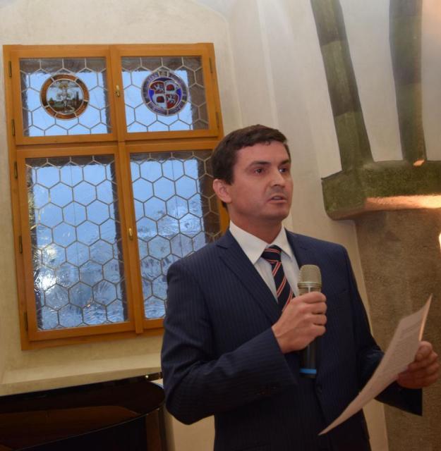 14. Ing. Radek Hnízdil, Ph.D. , ředitel Kanceláře ČKAIT