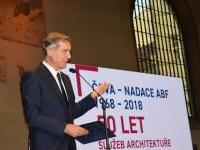 6. Ing. arch. Jan Fibiger, CSc., prezident SIA, zahajuje STAVBU ROKU