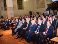 7. Betlémská kaple v Praze 22. 11. 2016 s pozornými hosty