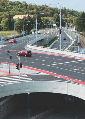 Silnice I/42 Brno