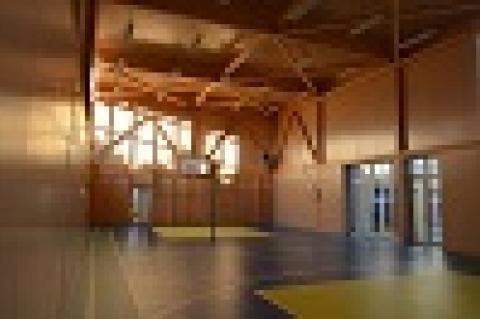 Stavební úpravy a přístavba tělocvičny ZŠ Dolní Bukovsko